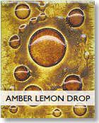 zAmber Lemon Drop
