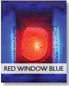 Red Window Blue